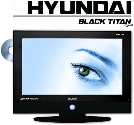 Hyundai 26 LCD TV/DVD MPEG4 – 2 x SCART 2 x HDMI, SD/USB: Amazon ...