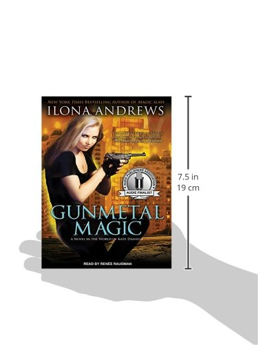 Gunmetal Magic (World of Kate Daniels)