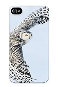 B757fa62325 Anti-scratch Case Cover Honeyhoney Protective Snowy Owl Case For Iphone 4/4s