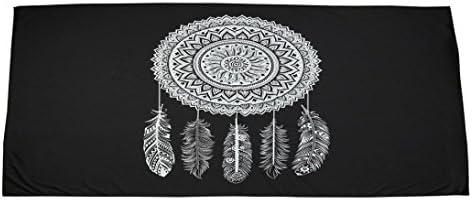 Koly - Tela como tapiz para decorar paredes o como colcha, mantel o tela gigante para la playa
