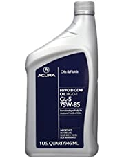 Genuine Acura (08200-9014A) Hgo-1 Gl-5 75W-85