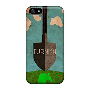 Case Cover Furnish/ Fashionable Case For Iphone 5/5s