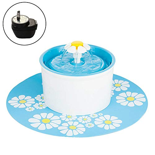 Dog Drink - 1.6l Automatic Pet Cat Feeding Watering Fountain Electric Drinking Dispenser Bowl 2019ing - Checklist Dish Carpet Automatic Eating Lick Magnet Area Meal Toys Enrichment Stands Stor