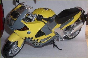 Bmw Motorrad K1200rs K 1200 Rs K1200 Gelb 1 6 Motormax Motor Max