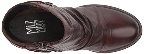 Brown Mooz Miz Boot Ankle Women's Mimi 4RBUXq