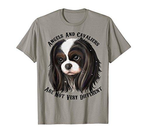 - Cavalier King Charles Spaniel tri color T-Shirt