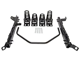 Buddy Club BC08-RSBSRS13-R Racing Spec Right Side Seat Rail for Nissan 240SX 1989-1998 S13/14/15