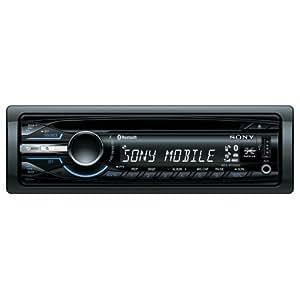 Sony MEX-BT3900U sintonizador de CD/DVD para el coche - Radio para coche (AM, FM, LW, MW, 87.5 - 107.9 MHz, 530 - 1710 kHz, LCD, Negro, 52W)