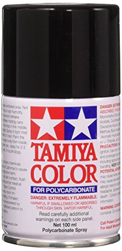 Tamiya 86005 Paint Spray, Black