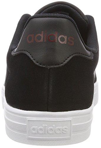 000 Herren adidas Ftwbla Schwarz Negbas Fitnessschuhe Daily 2 Carbon 0 H7xzq7w
