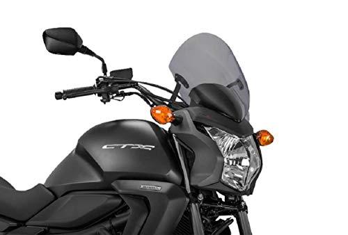 (Puig 14 Honda CTX700N Naked Generation Sport Windscreen (Smoke))