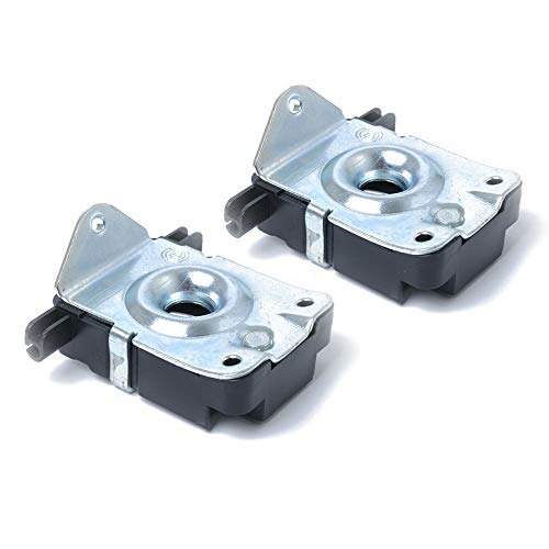 COROTC Hood Latch Compatible with BMW E46 E39 X5 E53 Z8 E52 1995-2006, 2 PCS