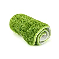 YJYdada Practical Household Dust Cleaning Reusable Microfiber Pad For Spray Mop FY