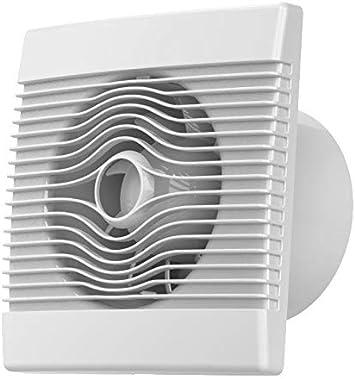 Calidad pared baño extractor de cocina 150mm ventilador con sensor ...