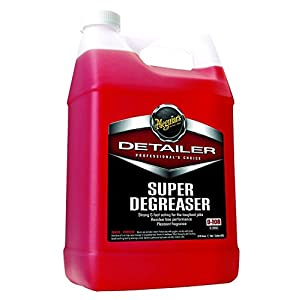 Meguiar's D10801 Super Degreaser - 1 Gallon