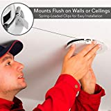 """Pyle 4"""" Pair Bluetooth Flush Mount In-wall"""