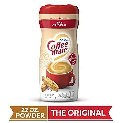 COFFEE MATE The Original Powder Coffee Creamer 22 Oz. Canister | Non-dairy, Lactose Free, Gluten Free Creamer