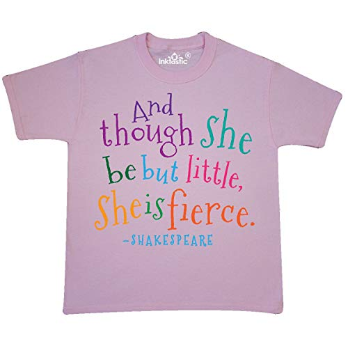 inktastic - Funny Youth T-Shirt Youth Medium (10-12) Light Pink 1fac7