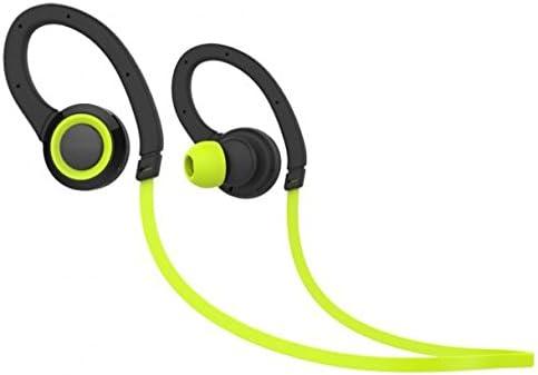 Sweatproof Hi-Fi Sports Headset Wireless Earphones Mic Premium Sound Headphones Earbuds Handsfree for Verizon Motorola Moto Z Play Droid – Verizon Motorola Moto Z2 Force
