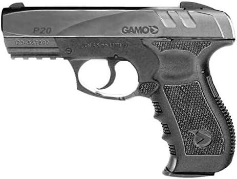 Gamo 6111397 - GP 20. *Cargador 6212548 - Cal: 4,4