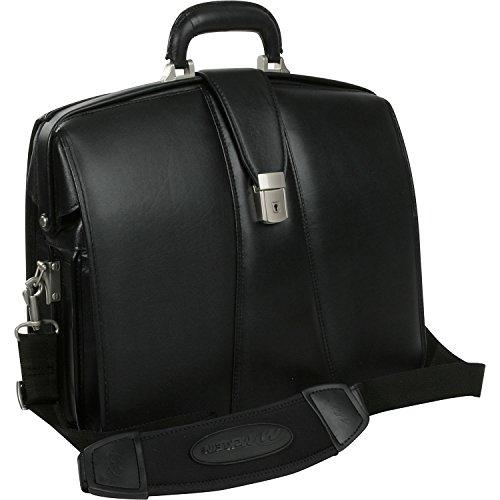 Partner Brief Bag (Mcklein Company, Llc - Mckleinusa Harrison V Series 83385 Partners Laptop Brief - Briefcase - Shoulder Strap , Hand Strap - 17