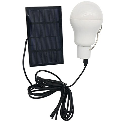 Solar Led Bulb Light in US - 4