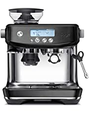 the Barista Pro, Black Stainless