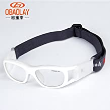 M&C Basketball glasses fog can be equipped with myopia of children eye-protection glasses football glasses