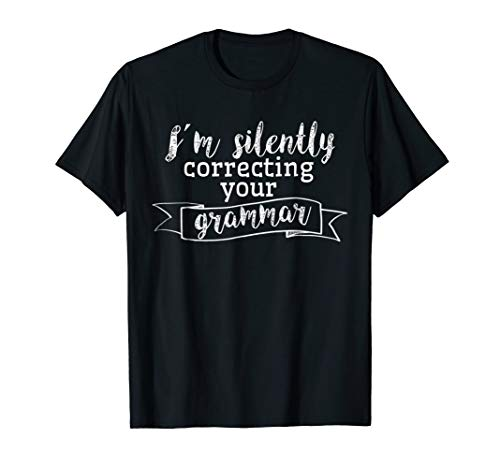 I'm Silently Correcting Your Grammar / Teacher Gift / Book