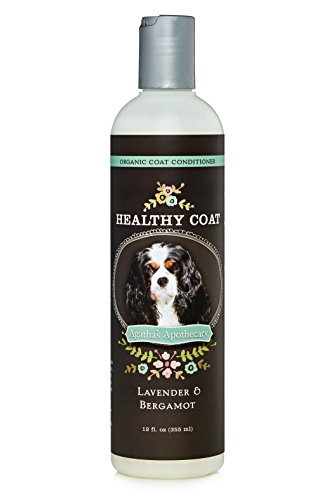 Natural Scented Conditioner for Dogs 12oz - Supports a Healthy and Easy to Brush Smooth Coat - Moisturizes Skin & Naturally Repels Insects - Sulphate Free, Soothing Hypoallergenic Support - Biogroom Mink Oil Conditioner