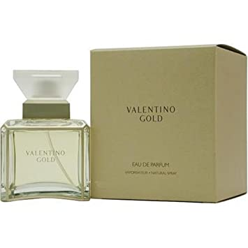 Valentino Gold By Valentino For Women. Eau De Parfum Spray 1.7 OZ