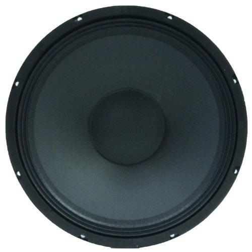 "Seismic Audio - 15"" Raw Speaker Woofer Replacement PRO AUDIO  PA/DJ"