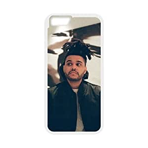 iphone6 plus 5.5 inch White The Weeknd phone cases&Holiday Gift