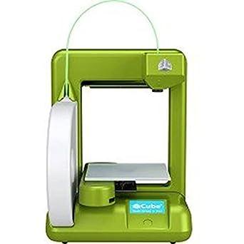 Cubify 384000 Cube 3D 2ª generación - Impresora 3D (WiFi, Plug ...