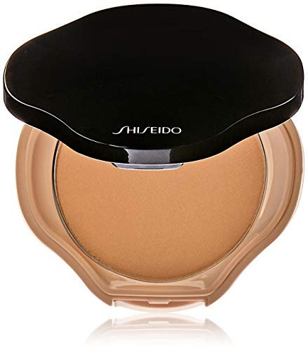 Shiseido Sheer and Perfect Compact Foundation SPF15 Foundation for Women, I40 Natural Fair Ivory, 0.35 Ounce (Foundation Sheer Shiseido)