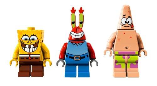 Amazon Lego Spongebob Squarepants Krusty Krab Adventures Toys