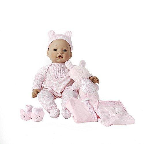 Madame Alexander Essentials Baby 16 inch Baby Doll - Pink -