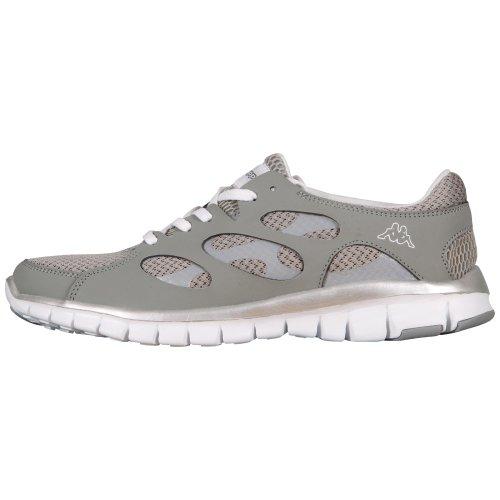 Kappa Fox 241560 Running 1610 Grau Soft