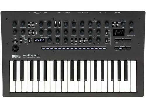 Korg minilogue XD 4-voice Analog Synthesizer