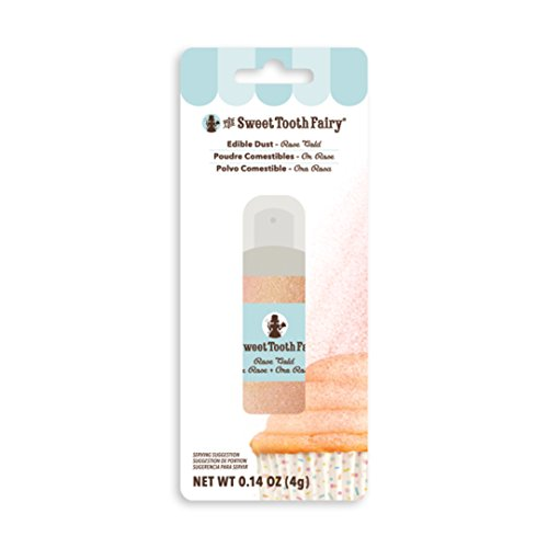 - American Crafts Rose Gold Dust Pumps Sweet Tooth Fairy Cake Decorating