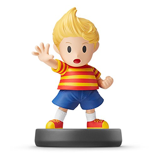 Lucas amiibo - Jp version (Super Smash Bros Series)