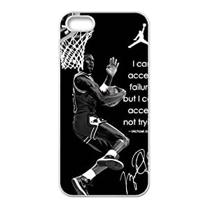 Malcolm Machael Jordan Cell Phone Case for Iphone 5s