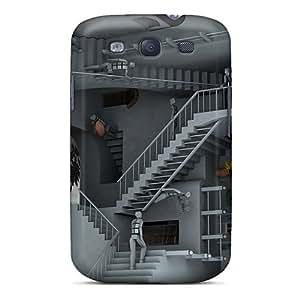 Kimmith GZhOf20060vvUMn Protective Case For Galaxy S3(illusion)