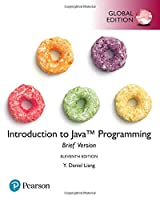 Introduction to Java Programming, Brief Version, Global Edition, 11th Edition Front Cover