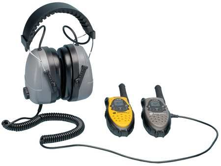 Elvex Headset, Two Way, Over Head (COM-611)