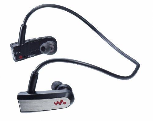 Sony Walkman NWZ-W202 2GB Wearable Mp3 Player Colour BLACK (Wearable Walkman)