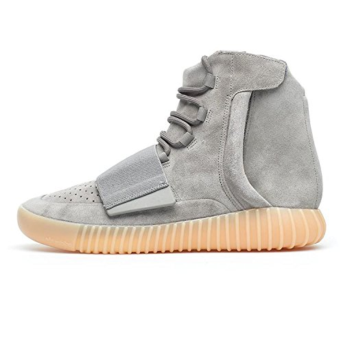 Adidas Yeezy Boost 750 Mens Light Grey Gum BB1840 (12.5)
