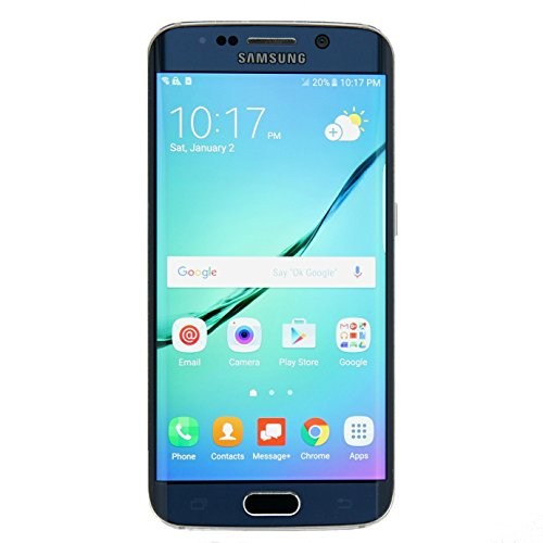 Samsung Galaxy S6 Edge SM-G925T 32GB T-Mobile (Renewed) (Fire Phone T Mobile)