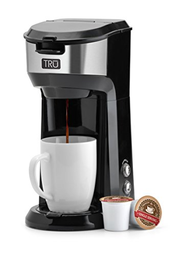 Tru Single Serve Brew System, Black