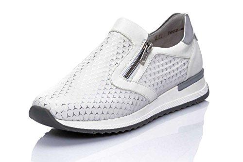 ADIDAS normalissime Sneakers Scarpe Sportive Scarpe Basse derby Vulc In Pelle Blu Nuovo